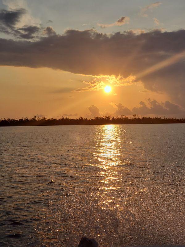 A bay sunset thumbnail