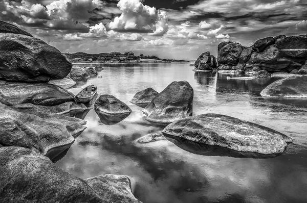 Curiara, Ature Rapids, Orinoco River, Venezuela.  thumbnail
