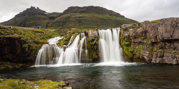 Waterfalls in Iceland thumbnail