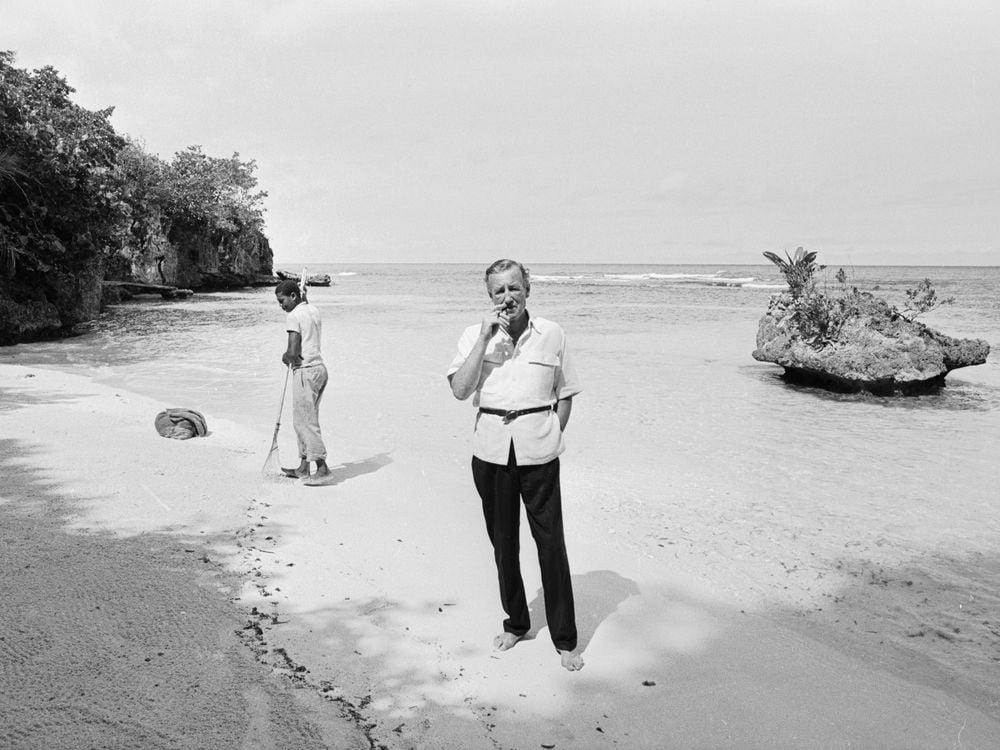 Ian Fleming Jamaica