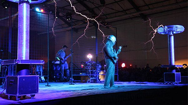 Preview thumbnail for ArcAttack: Creators of the Original Singing Tesla Coil