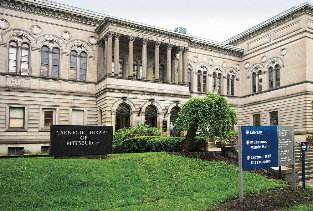 The Inside Story of the 25-Year, $8 Million Heist From the Carnegie Library