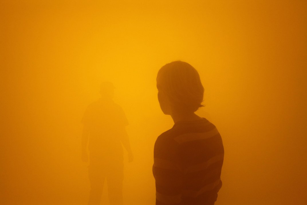 Consider the Nature of Perception at Olafur Eliasson's New Show