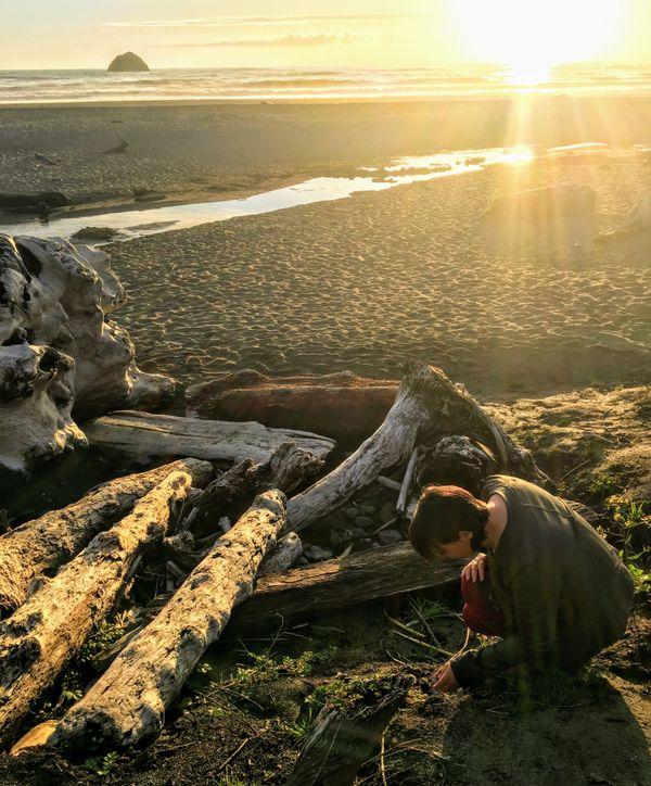 Manuluuraq on the Beach  thumbnail