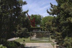 Hirshhorn's Sculpture Garden