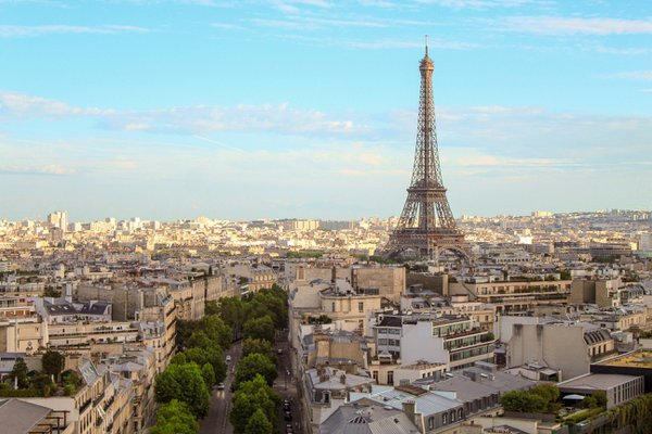 Afternoon in Paris thumbnail