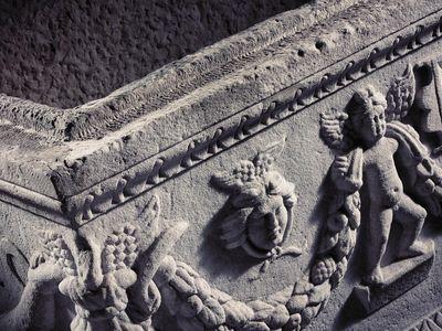Andrew Jackson's sarcophagus