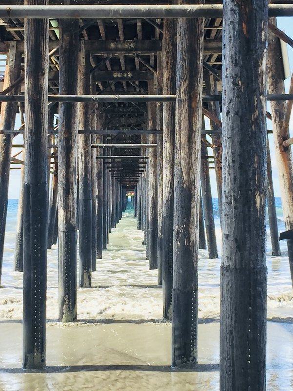 Oceanside Pier on Thanksgiving thumbnail