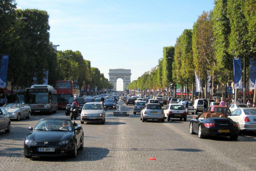 Paris' Champs-Élysées to Be Transformed Into an 'Extraordinary Garden'