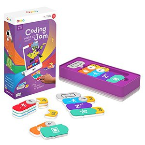 Preview thumbnail for 'Osmo - Coding Jam - Ages 6-12 - Music Creation, Coding & Problem Solving - For iPad or Fire Tablet (Osmo Base Required) (Discontinued by Manufacturer)