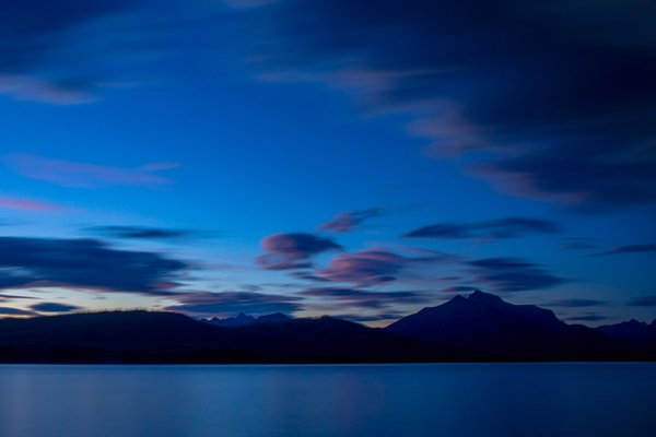 Lake McDonald at Dusk thumbnail