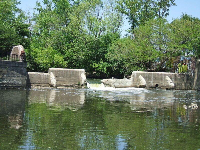 North Branch Dam