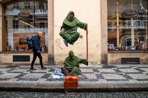 Levitation thumbnail