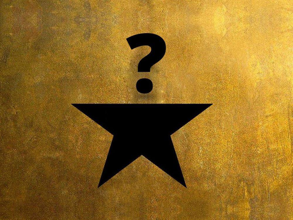 Hamilton star