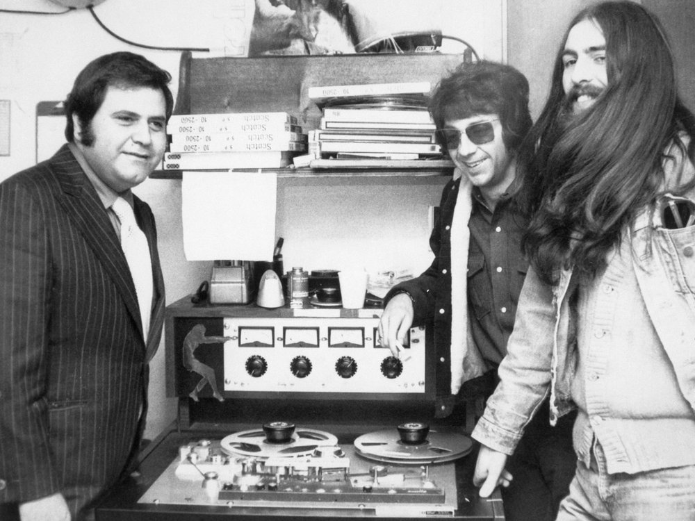Harrison audio recording