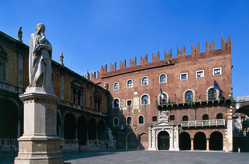 Follow Dante's Footsteps Through Italy