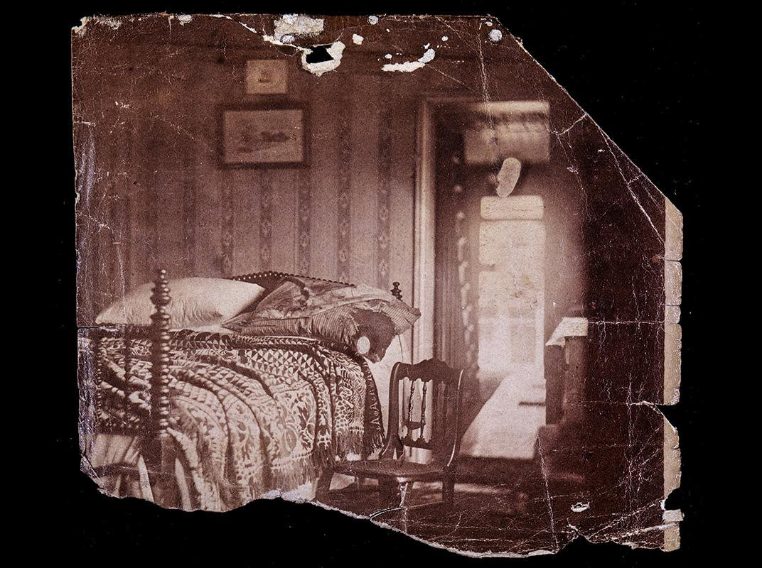 The Blood Relics From the Lincoln Assassination