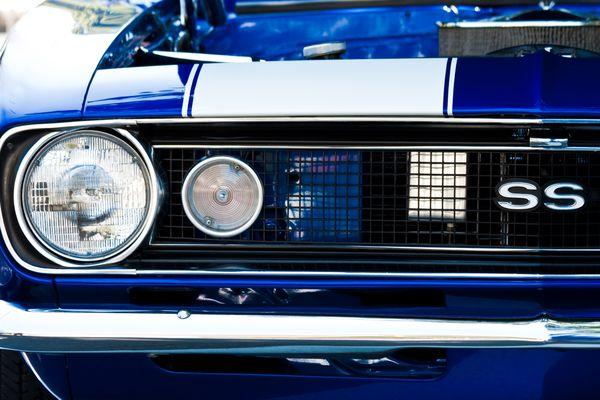 A classic 1968 Chevrolet El Camino SS thumbnail