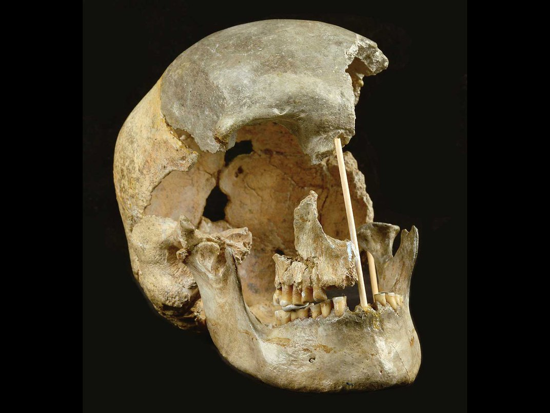Some of Europe's Oldest-Known Modern Humans Are Distantly Related to Native Americans