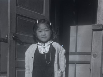 """Young Yoshiko Hide Kishi moved with her family to the Heart Mountain War Relocation Center; """"It's important to educated people about what happened,"""" she recently told Smithsonian curators."""