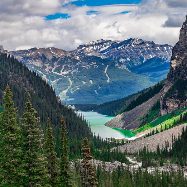 Lake Louise in Alberta Canada thumbnail