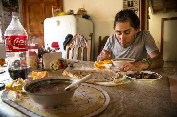 Faces From Afar: Through Wild Desert and Urban Shantytowns, Two Men Walk the Baja Peninsula