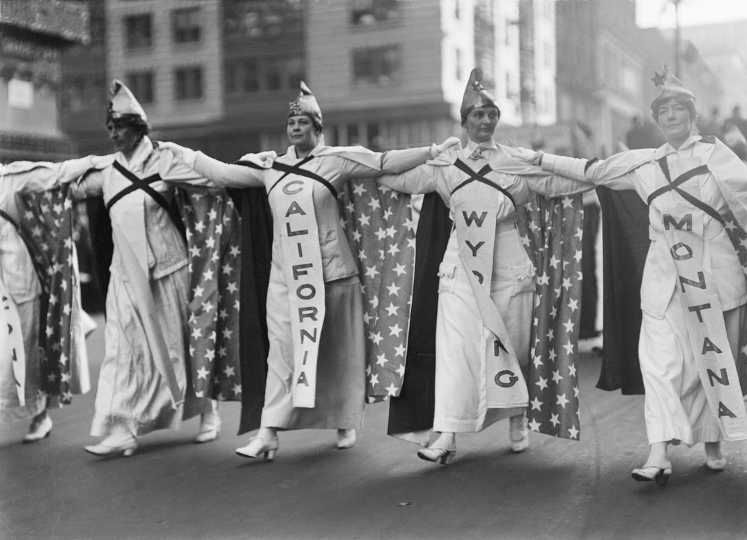 The Thorny Road to the 19th Amendment