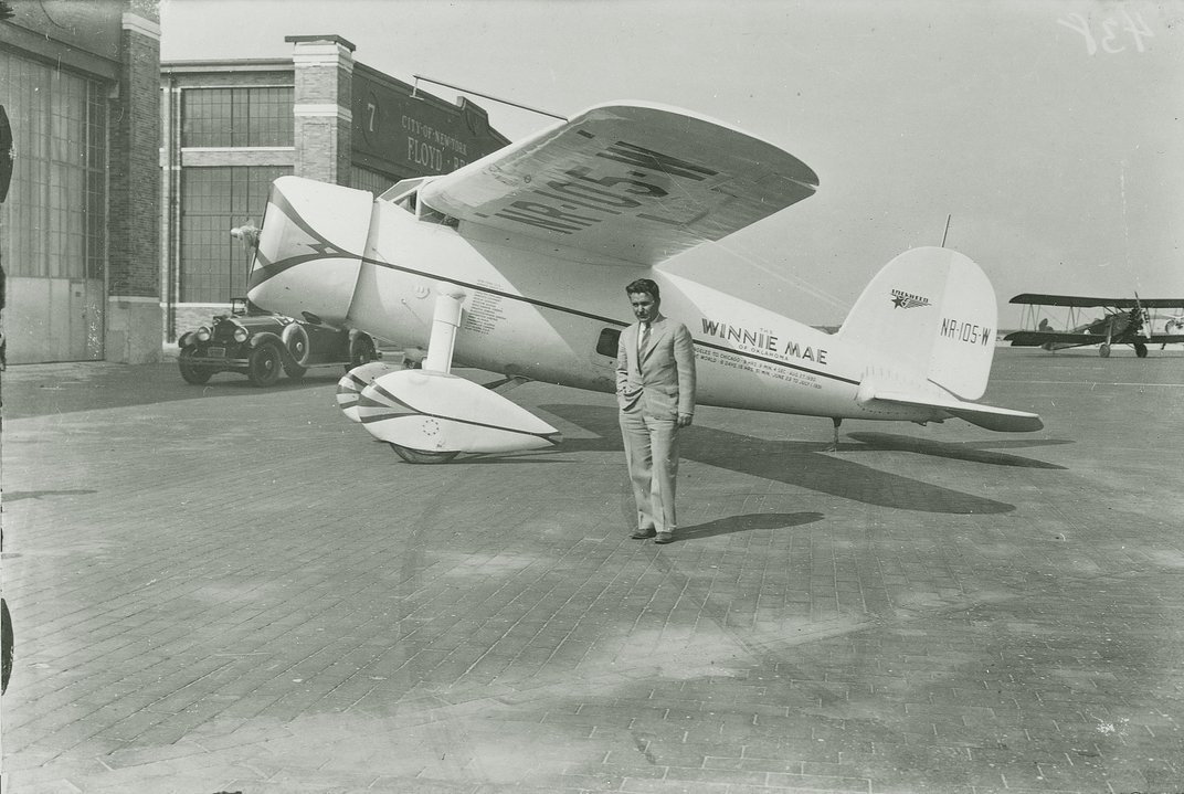 Wiley Post Gets His Props