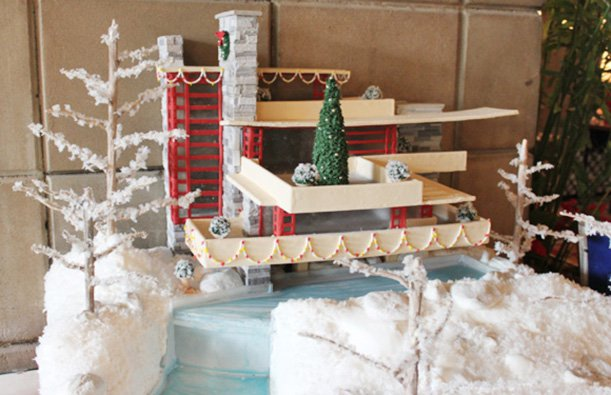 The Impressive Results of When You Ask Architects to Build With Gingerbread