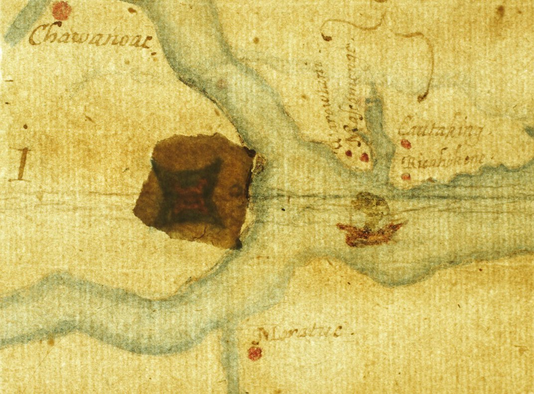 Pottery Fragments May Hold Clues to Roanoke Colonists' Fate