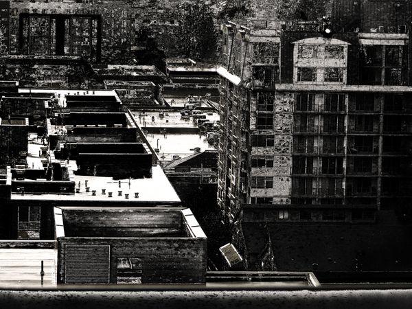 City Rooftops and Rain thumbnail