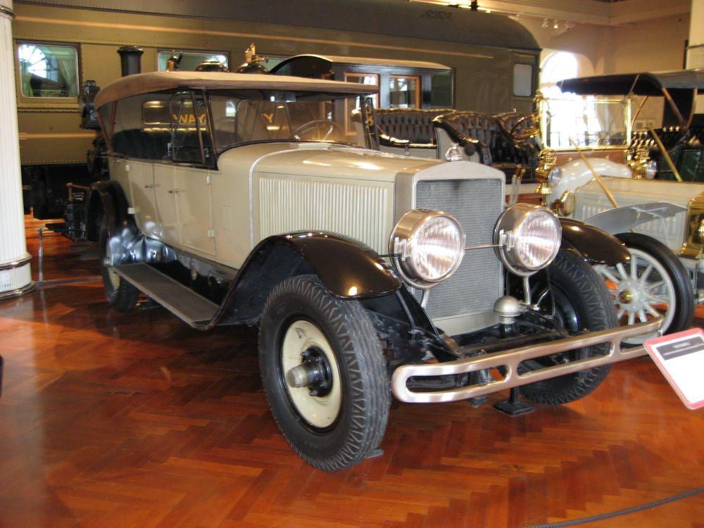 Doble steam car