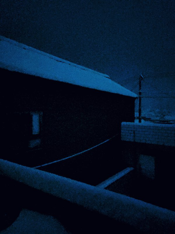 Quiet in the snow thumbnail