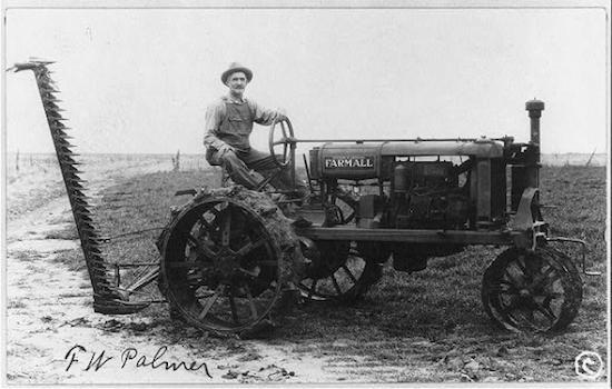 1931′s Remote-Controlled Farm of the Future