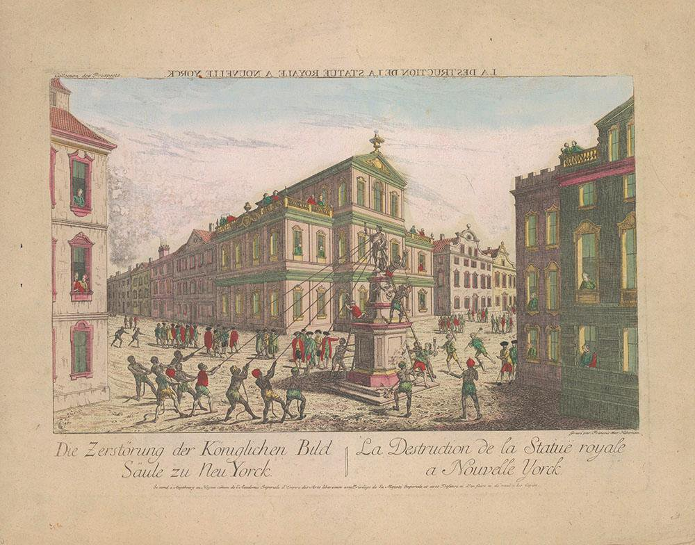 European Printmakers Had No Idea What Colonial American Cities Looked Like, So They Just Made Stuff Up