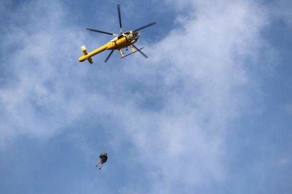 Air rescue thumbnail