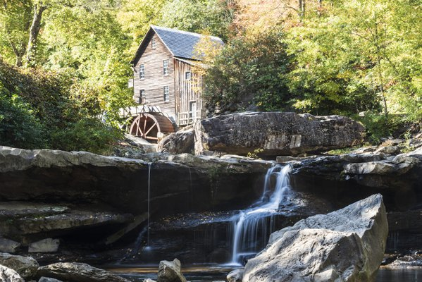 Glade Creek Grist Mill thumbnail