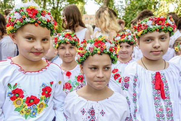 Last School Day in eastern Ukraine thumbnail