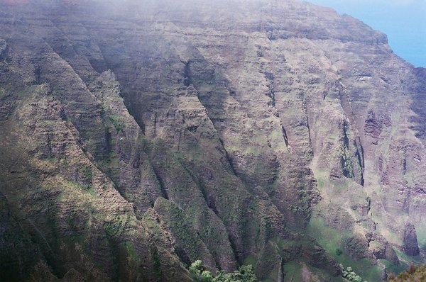 Way up High with the Cliffs of Kauai thumbnail