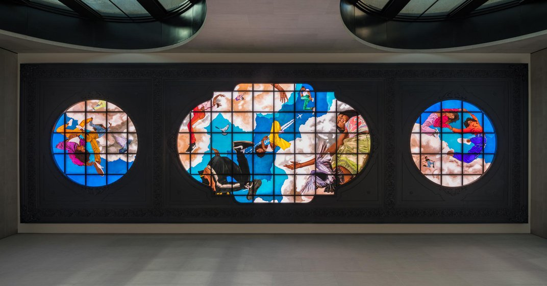 See the Stunning Art Set to Welcome Travelers Back to Penn Station