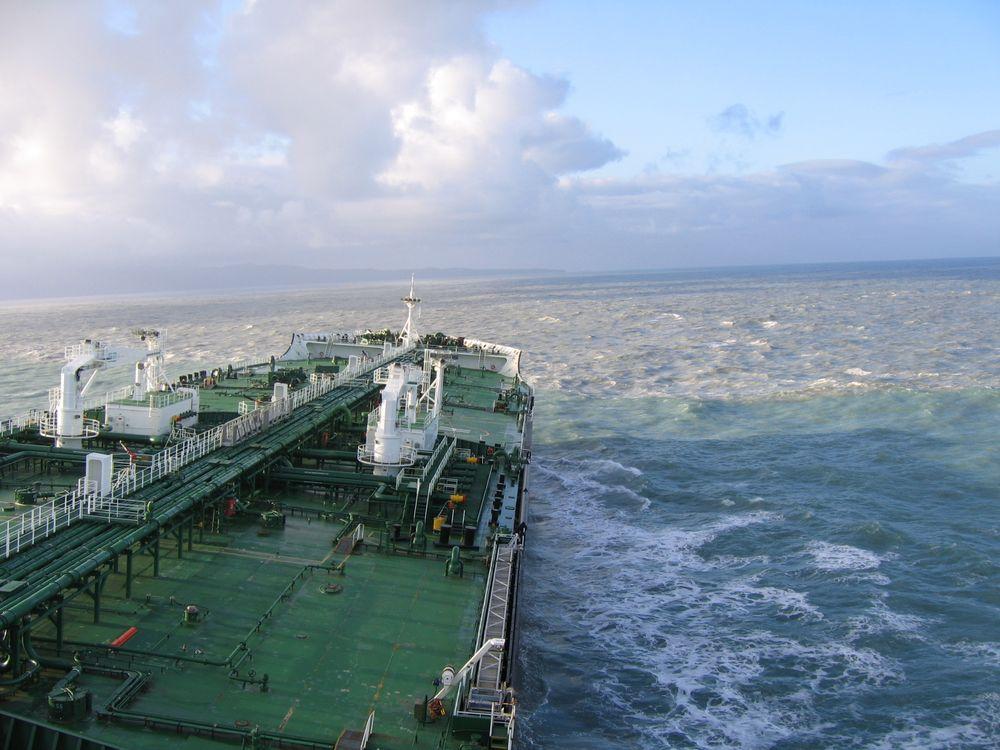 Oil Tanker Alaska