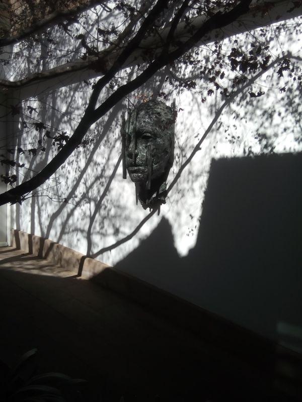 Sculpture face thumbnail