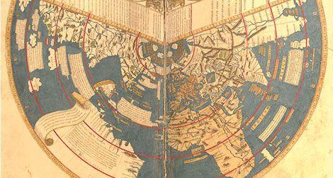 The 1507 Johann Ruysch map