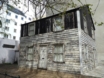 Rosa Parks lived in her brother's Detroit home after fleeing the south