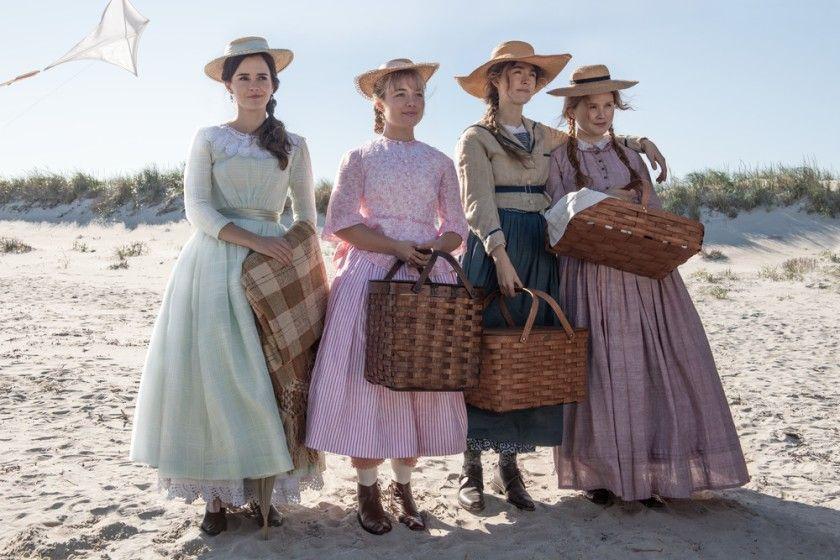 Amy March in 'Little Women'