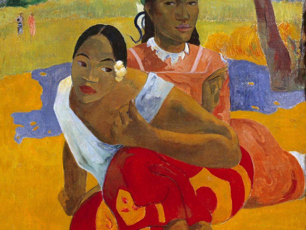 Gauguin Painting