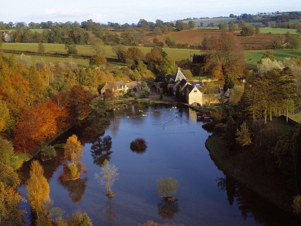 Cotswold Villages, England