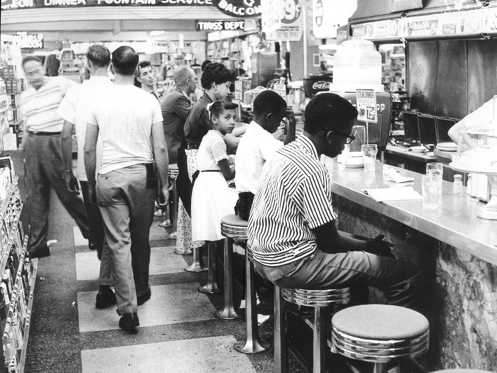 Civil Rights Sit-In