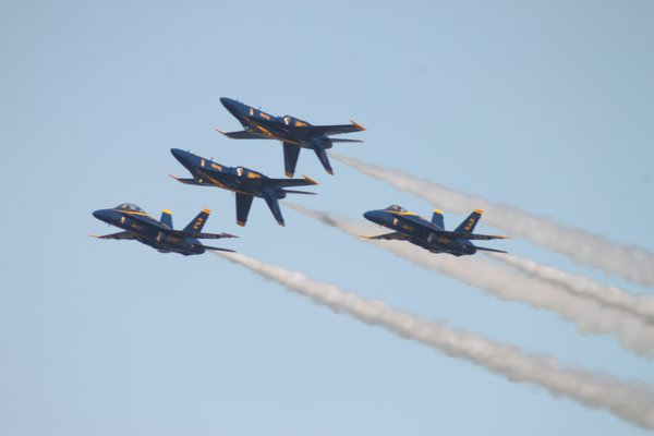 Blue Angels Airshow thumbnail