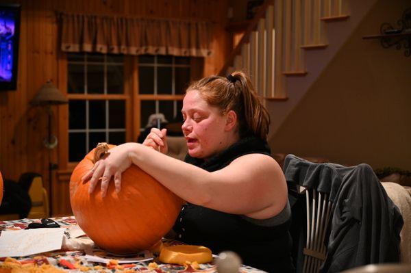 Pumpkin Carving! thumbnail